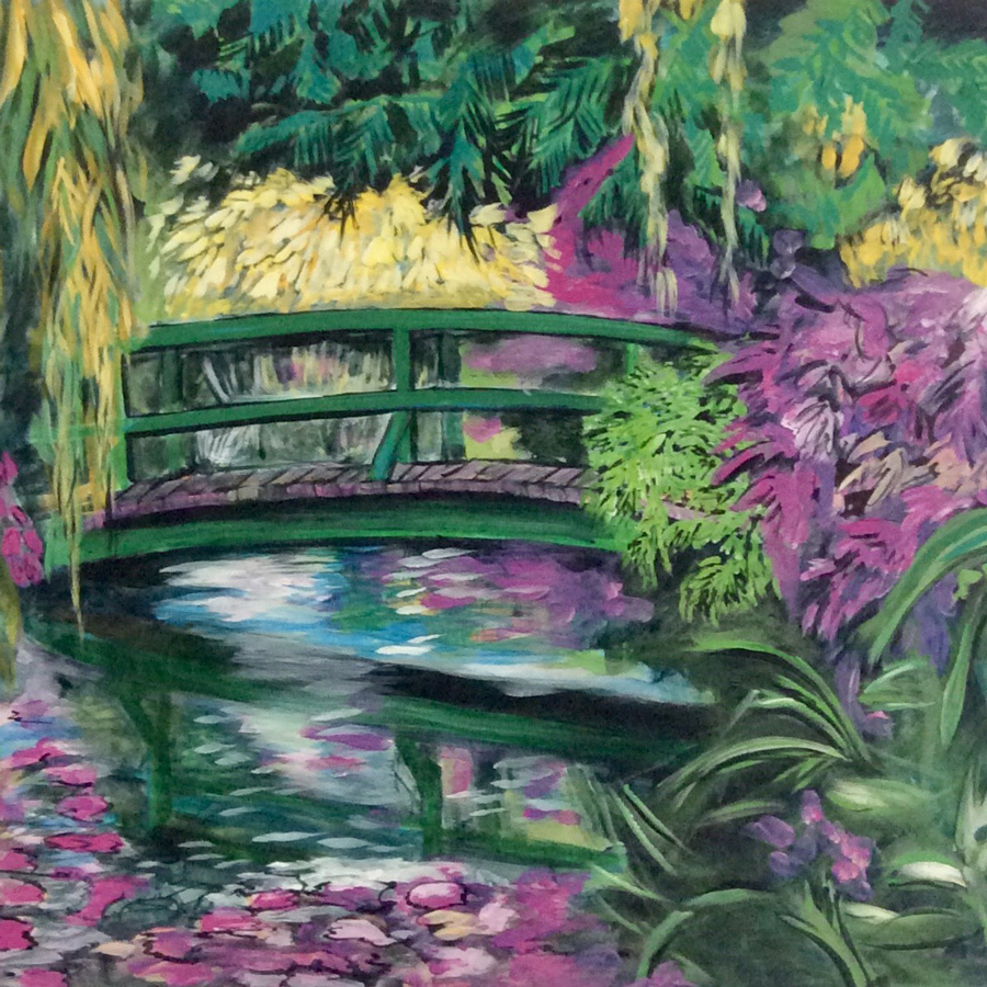 Giverny Revisited