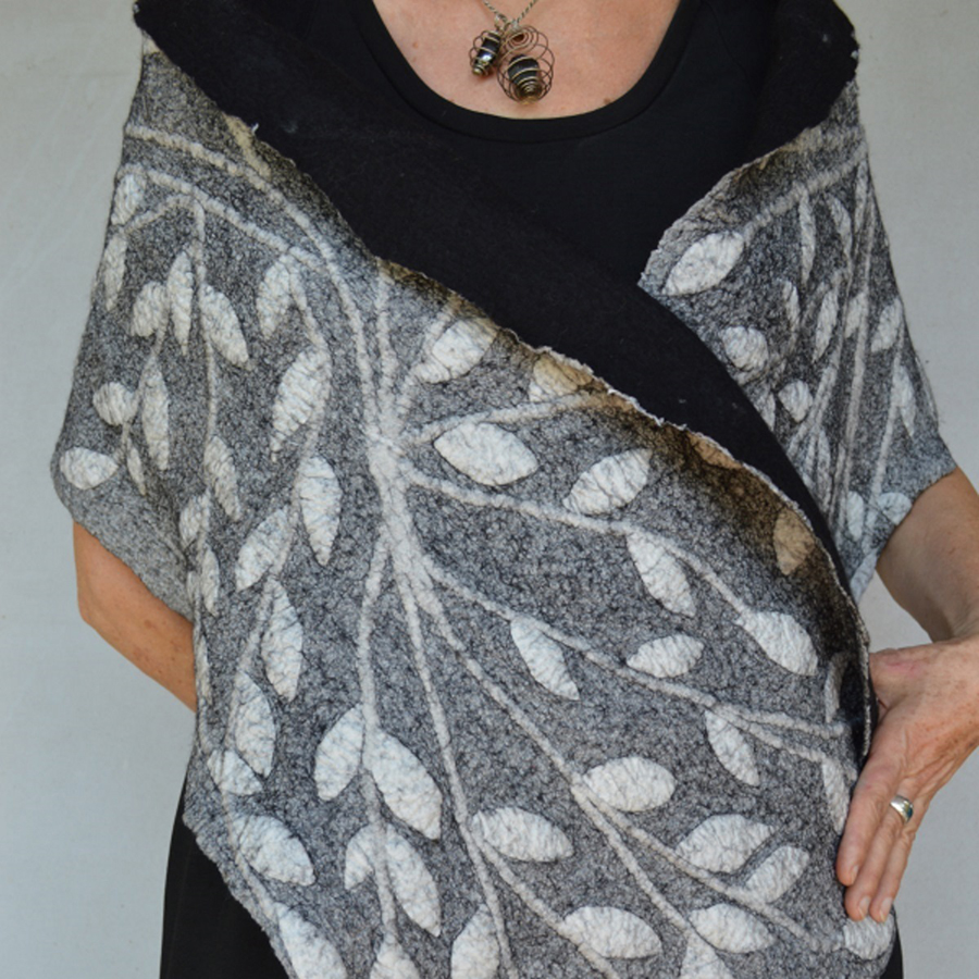 Embossed Wrap