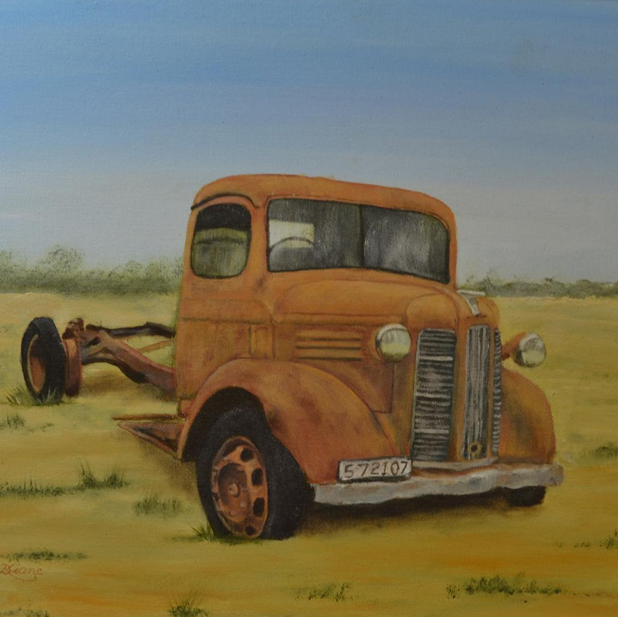 Grandpa's truck