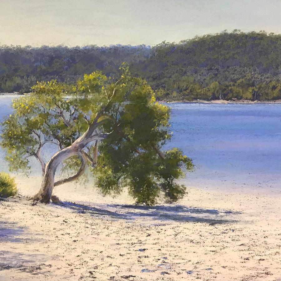 Lake Mackenzie Fraser Island