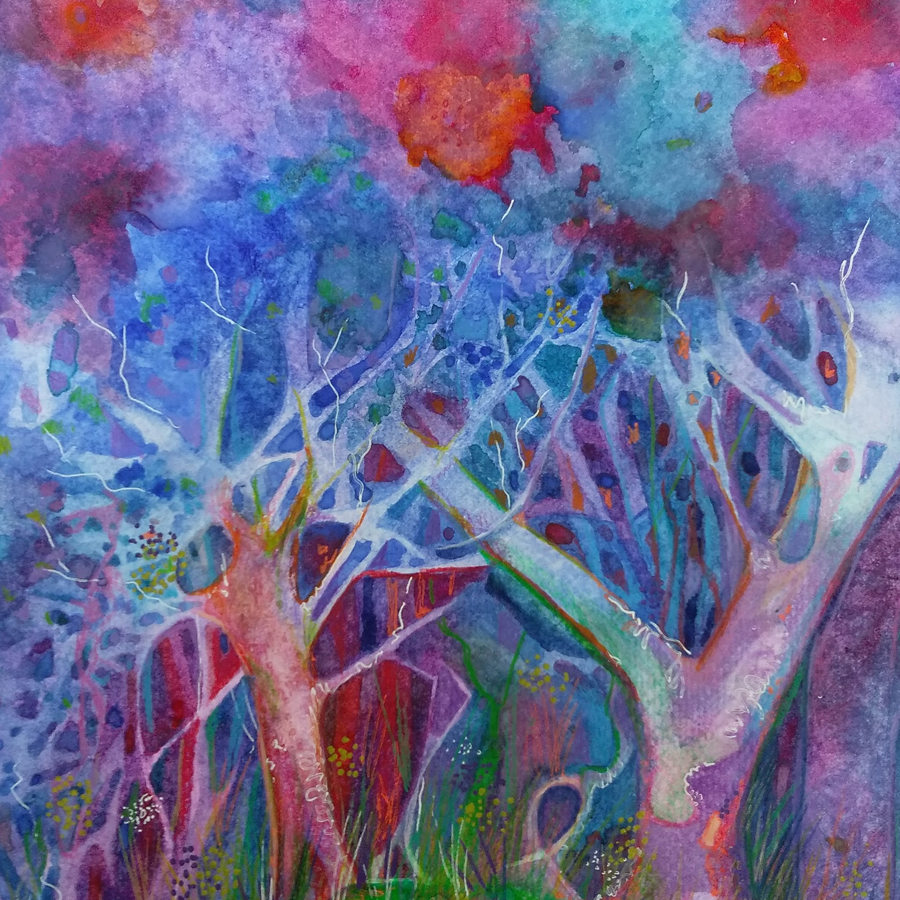 Tolkiens Trees
